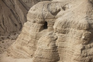 Cave 4Q at Qumran.