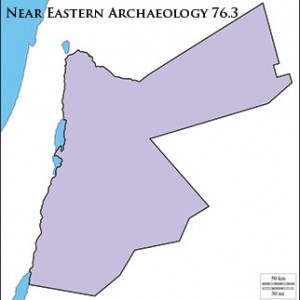 Figure 2. Location of Azraq within Jordan.
