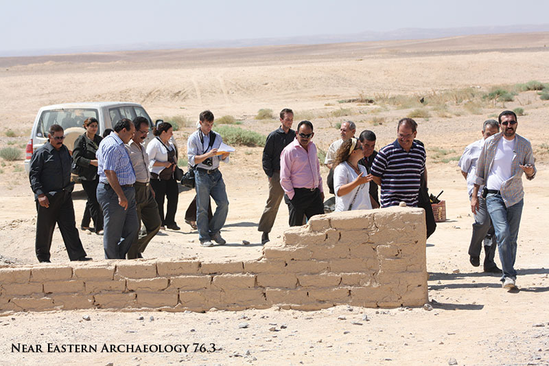 Figure 5. ACAP-sponsored visit for Azraq residents to Qasr Amra.