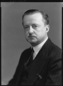 Alfred Duff Cooper, 1st Viscount Norwich.