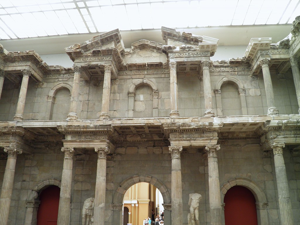 Market Gate, Miletus, Pergamon Museum, Berlin