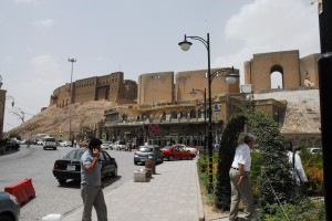 Erbil Citadel. Photo courtesy Michael Danti.