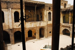 View of the Erbil Citadel. Photo courtesy Michael Danti.