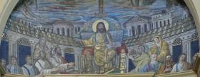 Apsis mosaic of Santa Pudenziana