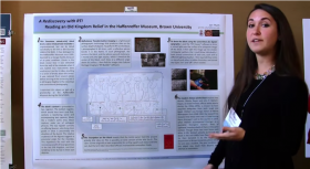 Jenn Thum Poster Reflectance Transformation Imaging