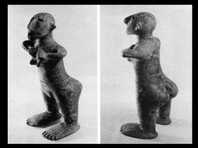Example of Female figurines