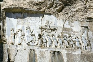 Behistun/Bisitun inscription. Figure © Jenny Rose.