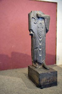 Statue of Darius from Susa. Figure © Jenny Rose.